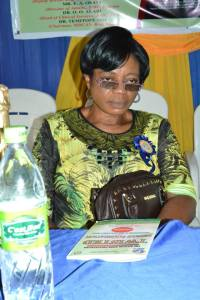 Chairperson, Association of Nigerian Authors (ANA), Kogi State