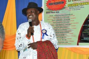 President, Urhobo Progress Union, Kogi State