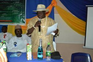 Prof. Lucky Ovwasa